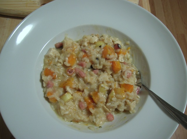 Thanksgiving Risotto (1)