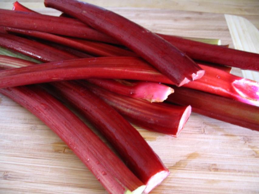 Rhubarb (1)